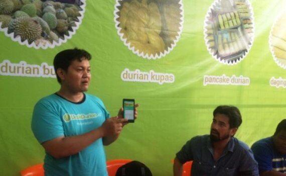 marketing ucok durian