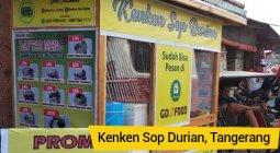 kenken sop durian tangerang