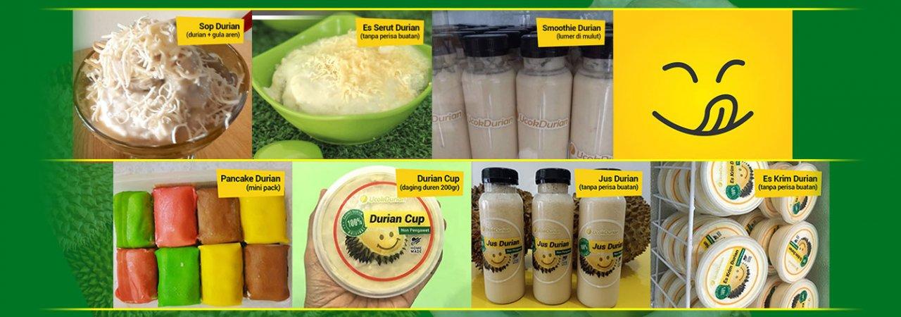 slide utama camilan durian