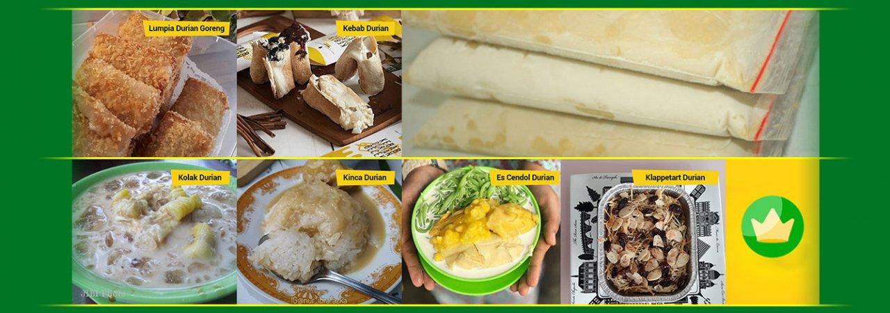 slide utama daging durian